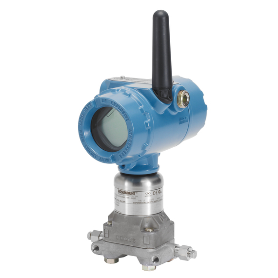 rosemount 3051s wireless dp flow transmitter