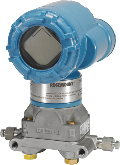 rosemount 3051 wireless dp flow transmitter