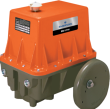 Our full line of Electric Actuators