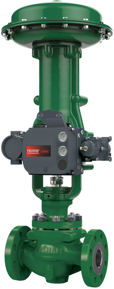 Fisher easy-e ET Valve