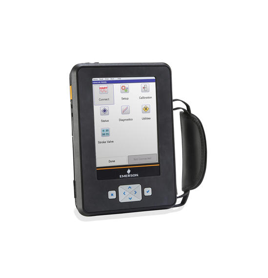 Fisher ValveLink Mobile with Trex Device