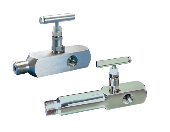 Series M5/M51 Multi-Port Gauge Valves
