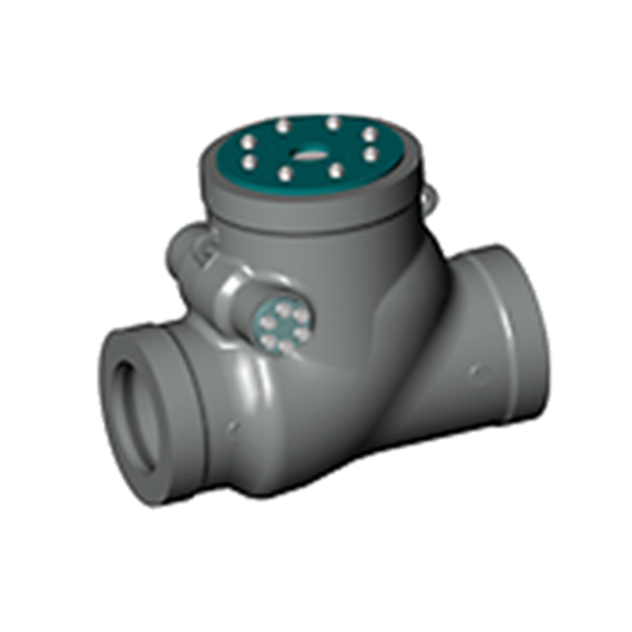 Style B High Pressure Check Valve