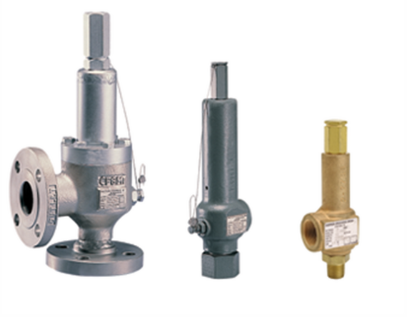 Direct Spring Operated Pressure Relief Valves Series 60/80
