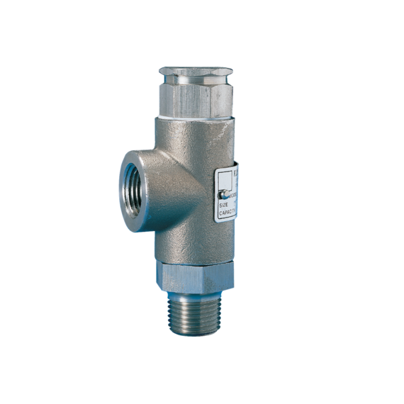 Model 140 Safety Relief Valves