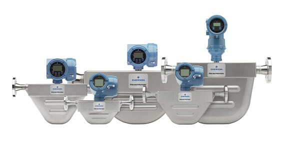 Micro Motion F-Series Flow Meters