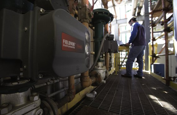As gas passes through a compressor, there are limitations on power, speed, process, and surge.