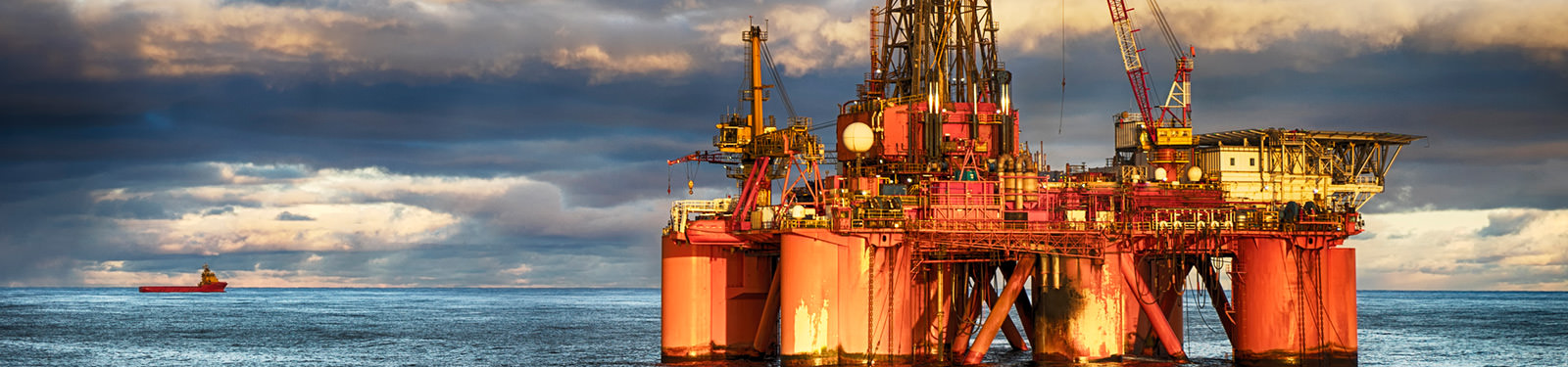 Offshore Oil & Gas Production