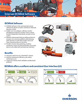 DCMlink Software Brochure